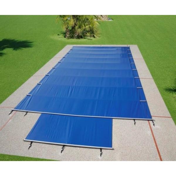 Bâche couverture hivernage à barres Astral Evo PRO Piscine 10 x 5 mètres
