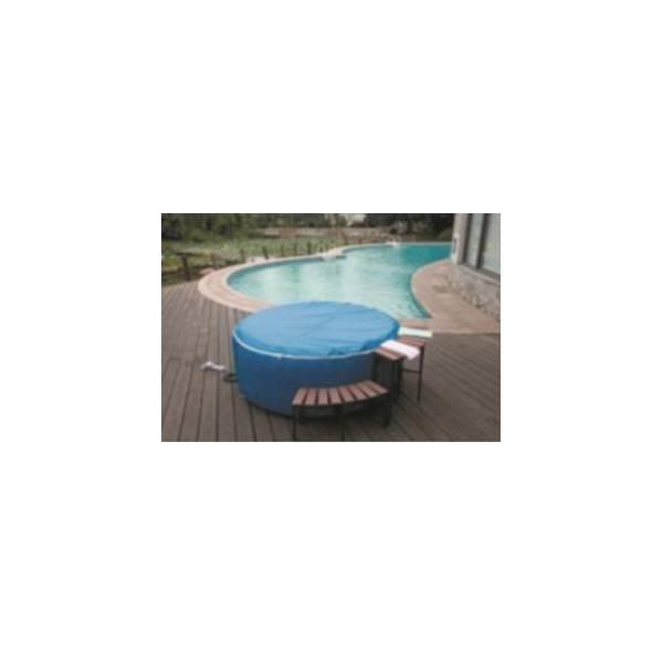 Ensemble meubles pour spa gonflable water clip - Meuble spa gonflable ...