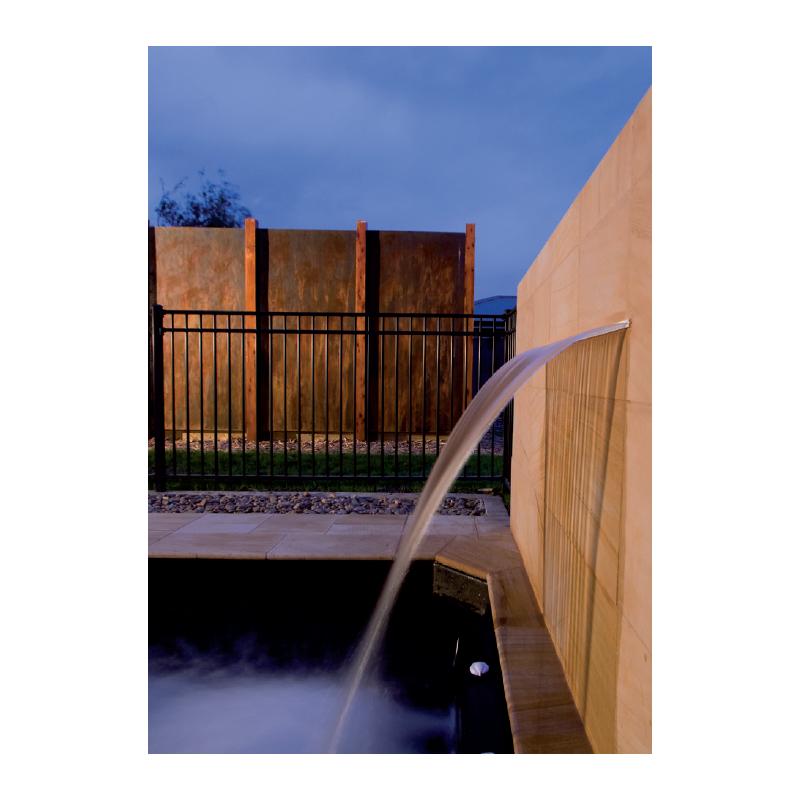 cascade et lames d 39 eau equipement piscine pas cher. Black Bedroom Furniture Sets. Home Design Ideas