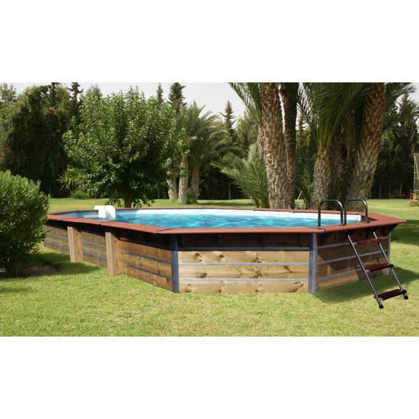 piscine bois water 39 clip kolding 730 x 430 h 129. Black Bedroom Furniture Sets. Home Design Ideas