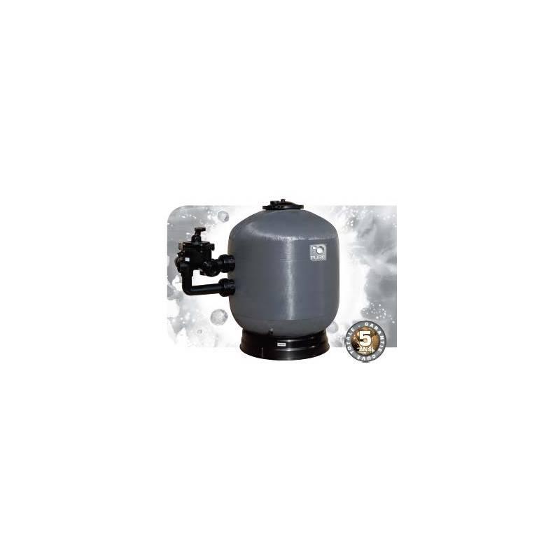 Filtre sable side 800 mm filtre sable bobin pure for Filtre a sable piscine mode d emploi