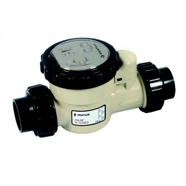 Electrolyseur de sel compact pentair ichlor for Electrolyseur piscine moins cher