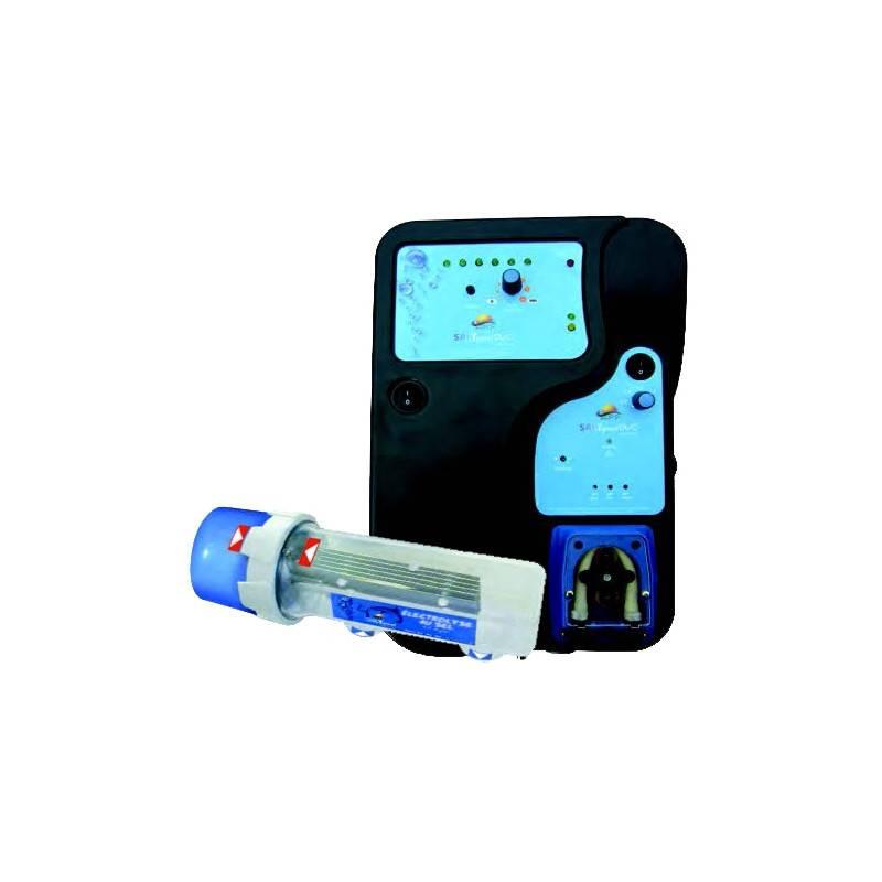 Electrolyseur au sel pour piscine livraison offerte for Ph piscine au sel