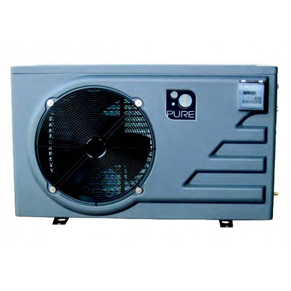 pompe chaleur piscine pure pac 9 mono pas cher port offert. Black Bedroom Furniture Sets. Home Design Ideas