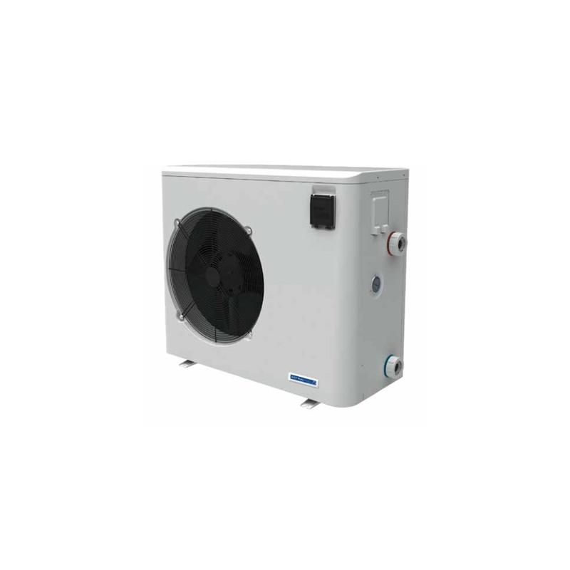 Pompe astral evo top 13 5 kw mono climatisation piscine for Pompe a chaleur air eau