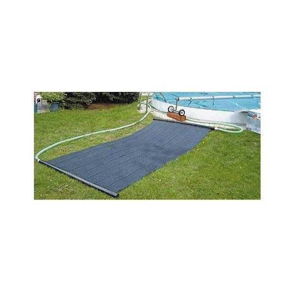 Kit chauffage solaire piscines panneaux 33 cm sur 1 m - Panneaux solaire pour piscine ...