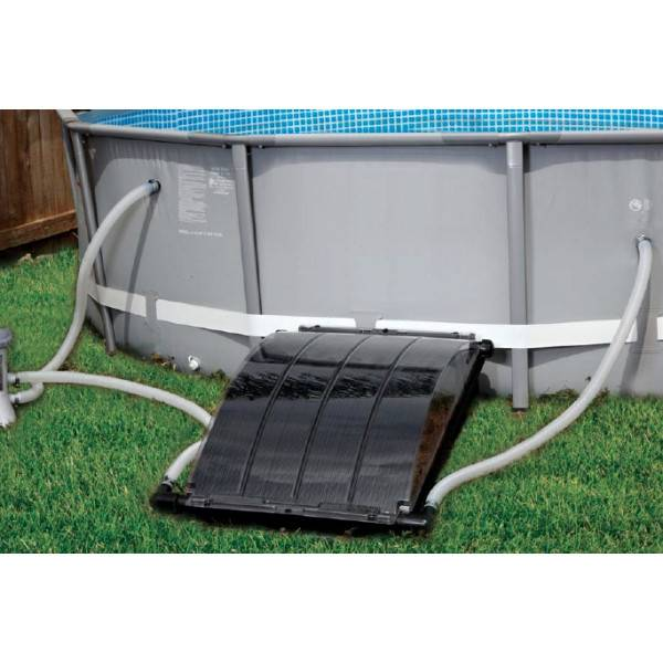 Panneau solaire smartpool solar arc pour piscines hors sol for Piscine hors sol installation