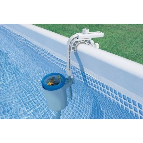Skimmer de surface flottant skimbi pas cher id piscine for Pieces pour skimmer piscine