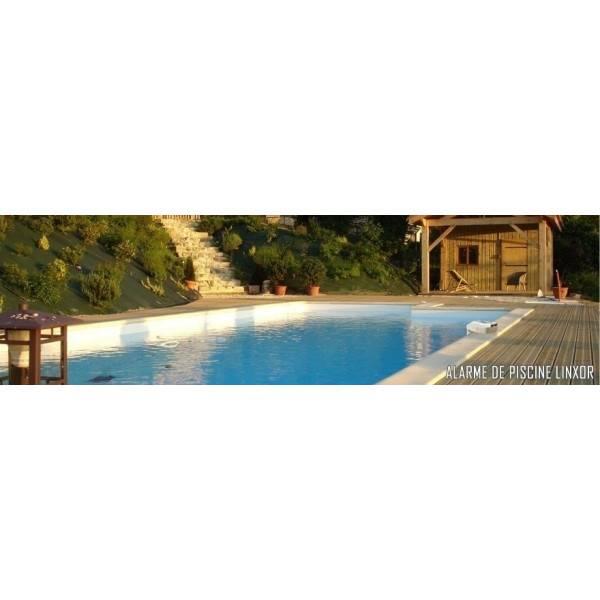 Alarme piscine linxor jb p 03 id piscine for Alarme piscine infrarouge