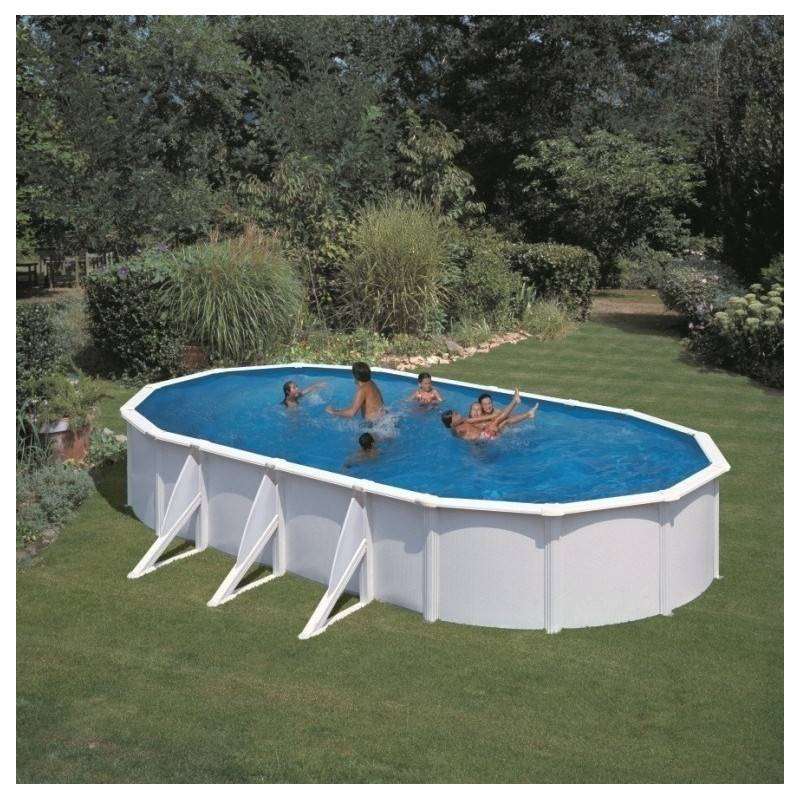 Piscine hors sol dream pool ovale atlantis 810 x 470 h 132 for Piscine hors sol ovale pas chere