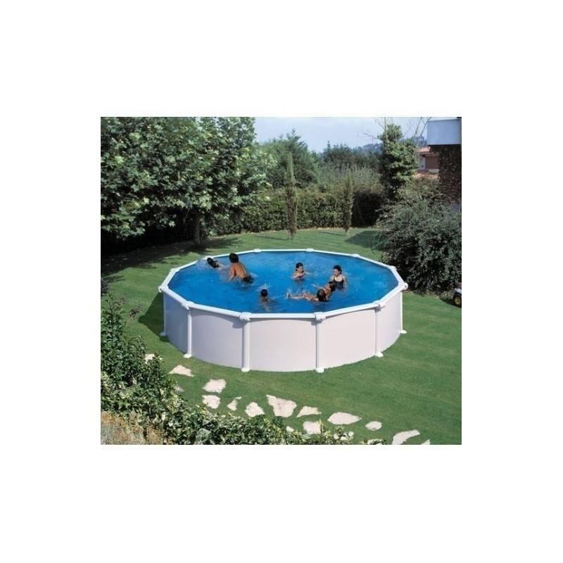 Piscine hors sol ronde atlantis pas cher id piscine for Piscine acier ronde pas cher