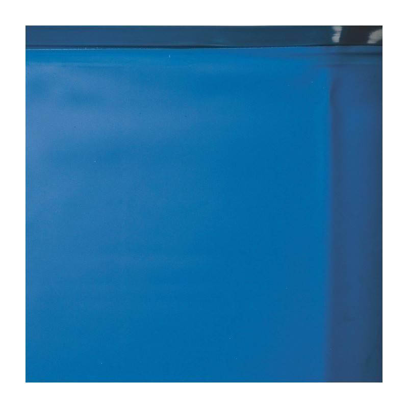 liner bleu overlap piscine ronde d300 h 65 pas cher. Black Bedroom Furniture Sets. Home Design Ideas