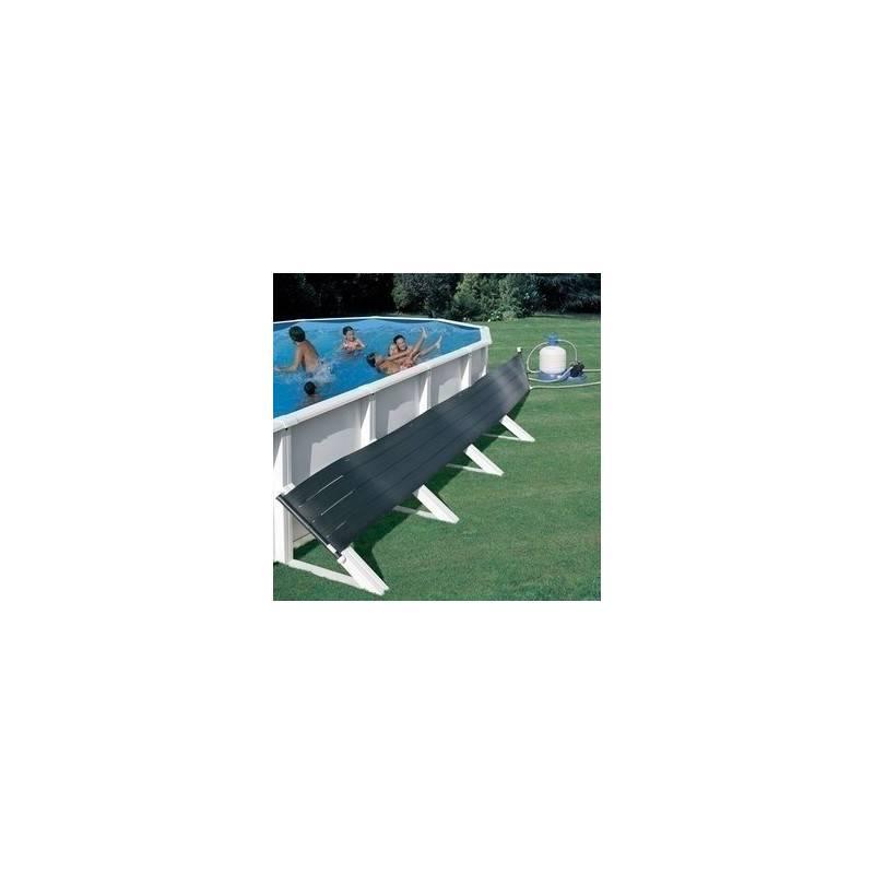 Rechauffeur panneau solaire pour piscine hors sol max 40 m3 for Panneau solaire piscine