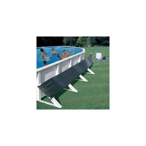 Rechauffeur panneau solaire pour piscine hors sol max 40 m3 for Panneau solaire pour piscine