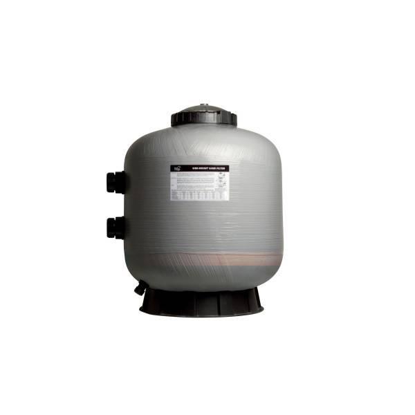 Filtre sable mega pool series s 650r vanne side 16 m3 h for Purge filtre a sable piscine