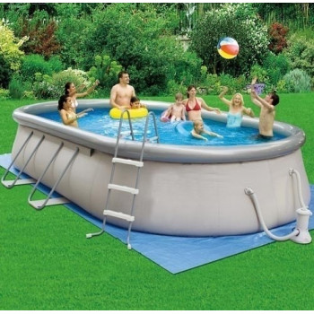 Piscine autoportante Garden Leisure Fun