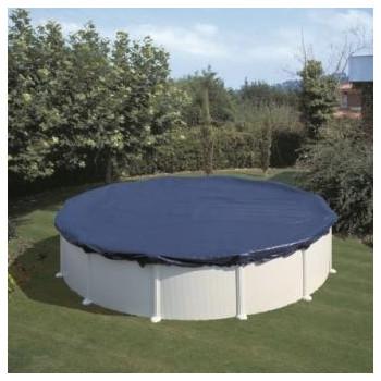 Bâche couverture d'hivernage Gré ronde diamètre 5,40 m