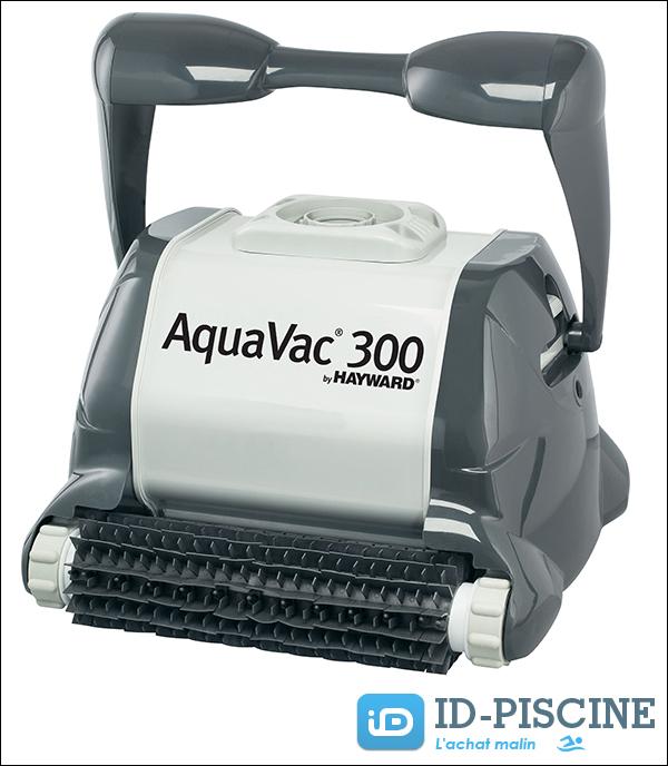 robot nettoyeur de piscine hayward hayward aquavac 300 qc quick clean lamelles picots avec. Black Bedroom Furniture Sets. Home Design Ideas