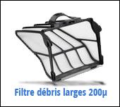 filtre zodiac ov3400 débris larges
