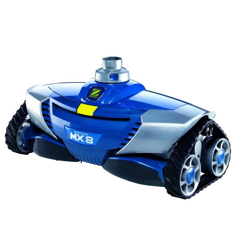 Robot hydraulique sur aspiration - Zodiac MX 8