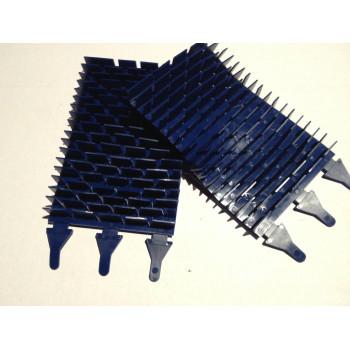 Brosses à lamelles PVC EC Zodiac Vortex 3 - Vortex 2- Vortex 3 4WD - RV 4400