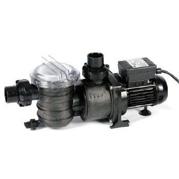 Pompe filtration piscine Pentair Swimmey (Nocchi) mono 2 cv - SW33M - 21 m3