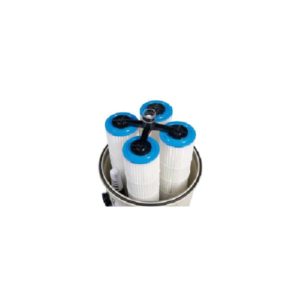 Lot de 4 Cartouches de filtration Pentair pour Filtres à cartouche QUAD Pentair