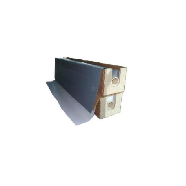 PVC armé ARMEFLEX Vernis Uni Vert Olive rouleau de 41,25 m2 - Largeur 1,65m