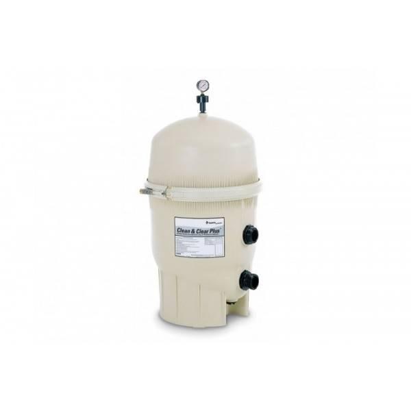 Filtre à cartouche Pentair CLEAN & CLEAR + 27,3 m3/h Diam 240