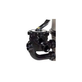 """Vanne multivoies 2"""" pour Filtre à diatomée Hayward PRO-GRID"""