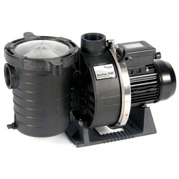 Pompe Filtration piscine Pentair Ultra Flow Plus 1 cv Tri 16 m3/h