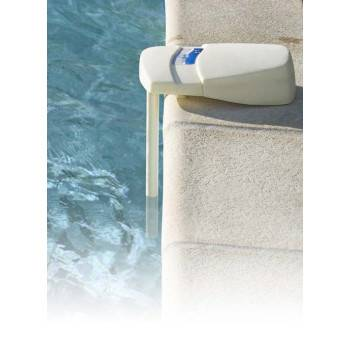 Alarme pour piscine visiopool d tecteur chute norme nf p for Alarme piscine home beach