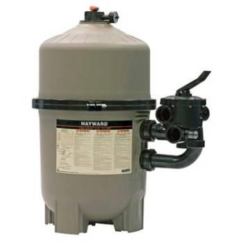 Filtre à Diatomée Hayward Gamme PRO-GRID 27 m3/h