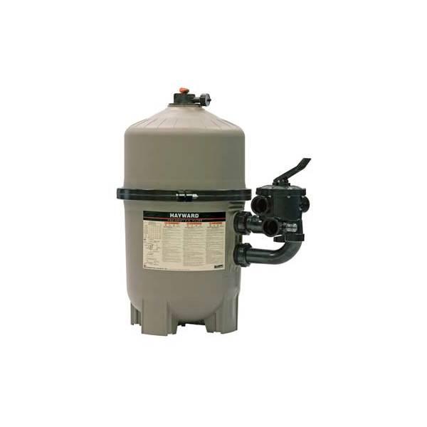 Filtre à Diatomée Hayward Gamme PRO-GRID 30 m3/h