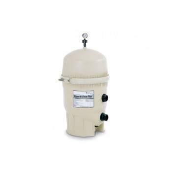 Filtre à cartouche Pentair CLEAN & CLEAR + 29.8 m3/h Diam 320