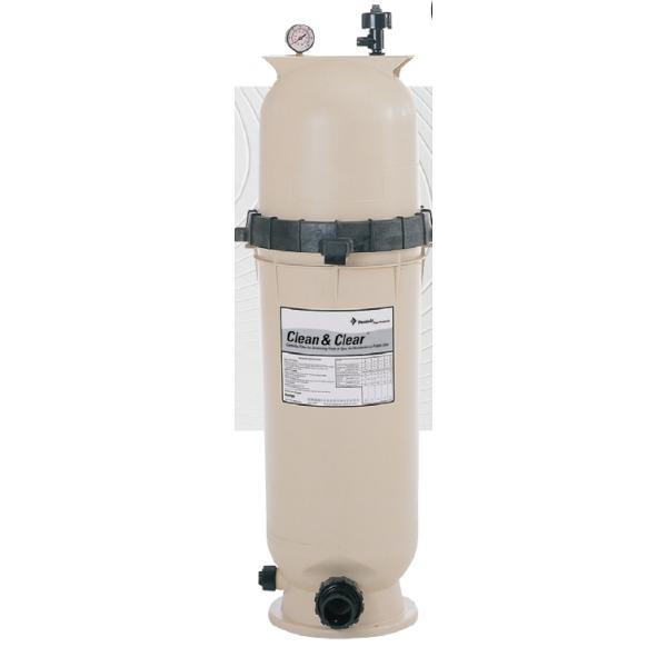 Filtre à cartouche Pentair CLEAN & CLEAR 8,5 m3/h