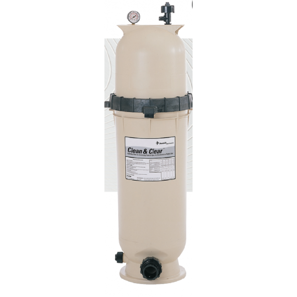 Filtre à cartouche Pentair CLEAN & CLEAR 17 m3/h