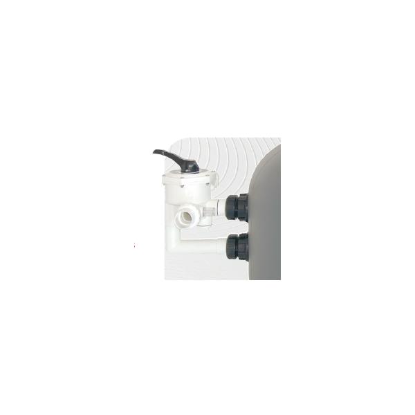 Filtre à sable ViPool Série soufflé SIDE 19  m3/h