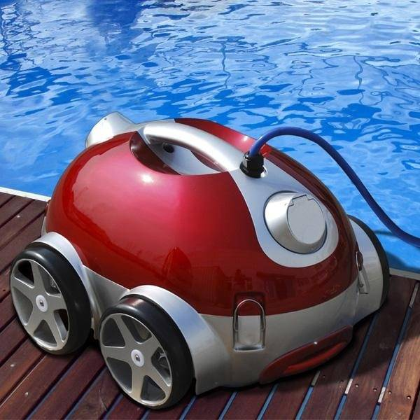 Robot piscine electrique waterclean so id piscine for Robot aspirateur piscine