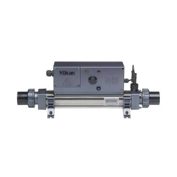 Réchauffeur Analogique VULCAN 12  kW Tri