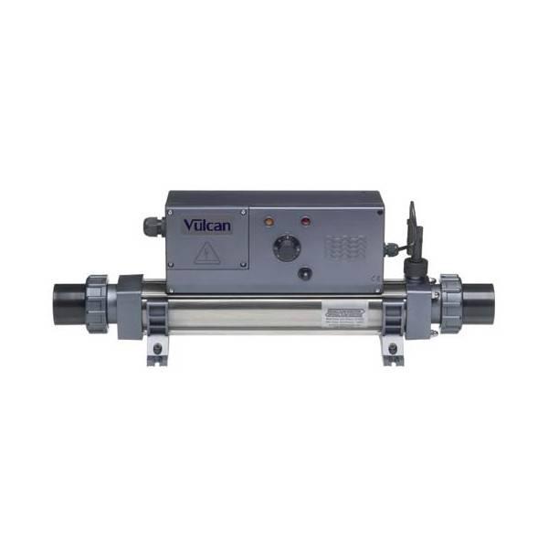Réchauffeur Analogique VULCAN 15  kW Tri