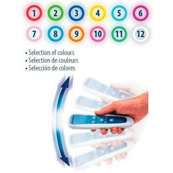Kit LumiPlus 2 ampoules PAR56 1,1 RGB + Télécommande Wireless