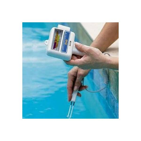 Testeur automatique ph chlore linxor id piscine for Testeur eau piscine