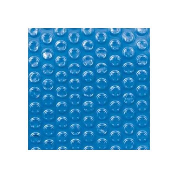 Bâche à bulles piscine Linxor ovale 3,66  x 6,10 mètres - 180 microns