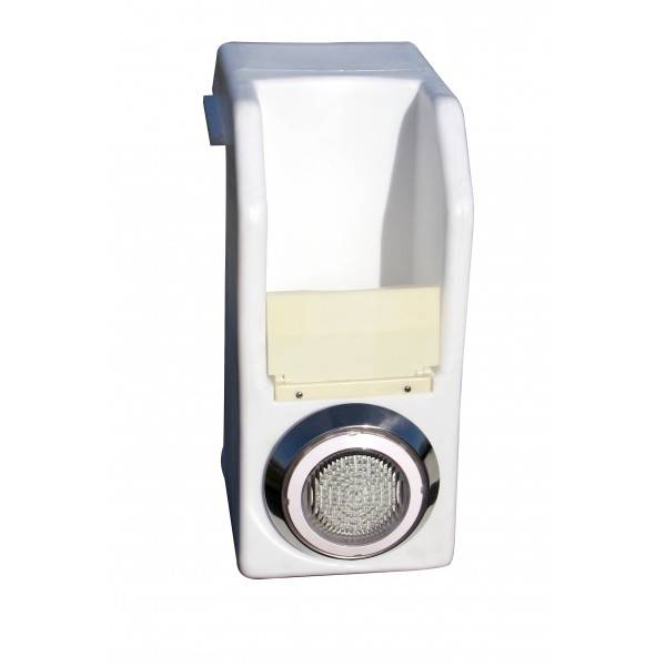 Piscine Bois Water'Clip ODENSE diam 460 h 129