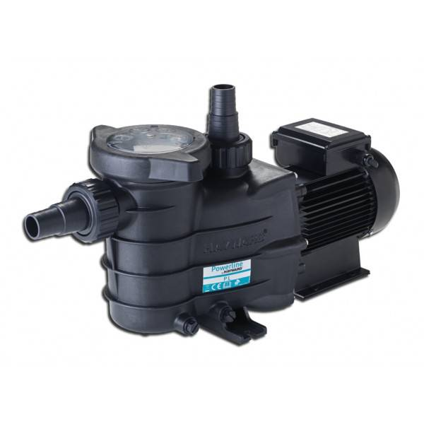 Pompe filtration hayward powerline 0 5 cv monophas for Pompe piscine stp 35 mono