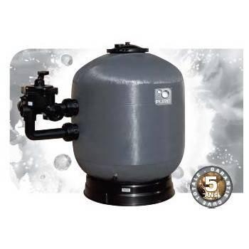 Filtre à Sable Pure 800 S2 Bobin'Eau Side 24 m3/h
