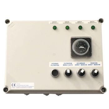 Coffret Variation Vitesse Astral Pompe de filtration Tri 2 cv
