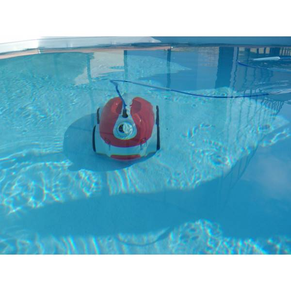 "Robot piscine électrique "" LUNOR"" Ex Waterclean SOL"
