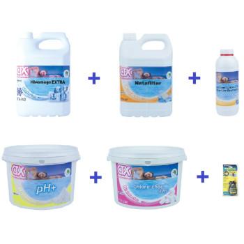 Kit Hivernage Produits chimiques Astral CTX Standard